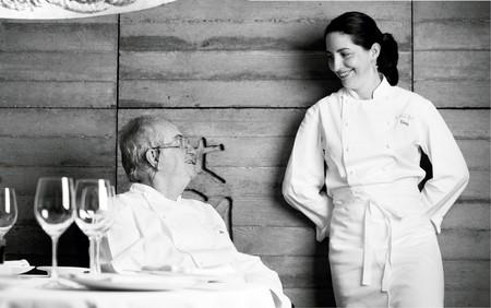 Juan Mari y Elena Arzak