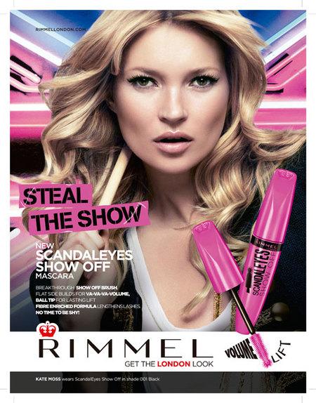 La nueva máscara de pestañas ScandalEyes Show Off y los primeros eyeliners waterproof de Rimmel