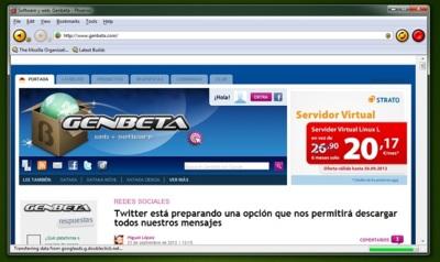 Mozilla Firefox cumple 10 años. La imagen de la semana