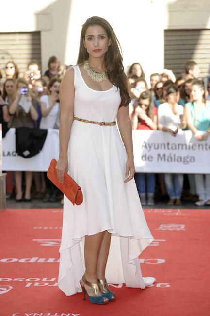 Inma Cuesta en el Festival de Málaga