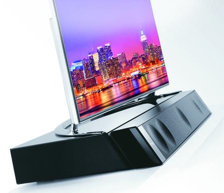 Focal Dimension, barra de sonido y base para TV adquiribles juntos o por separado