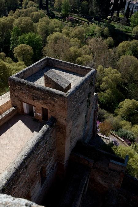 Torre De La Polvora Alhambra
