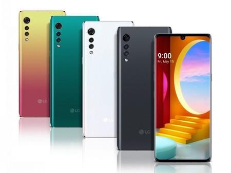 LG Velvet: un adelanto oficial revela por completo su diseño curvo con tres cámaras, y confirma que será un gama media-alta