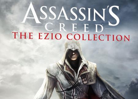 Assassin's Creed: The Ezio Collection llega en noviembre a Xbox One y PS4 con tres juegos remasterizados