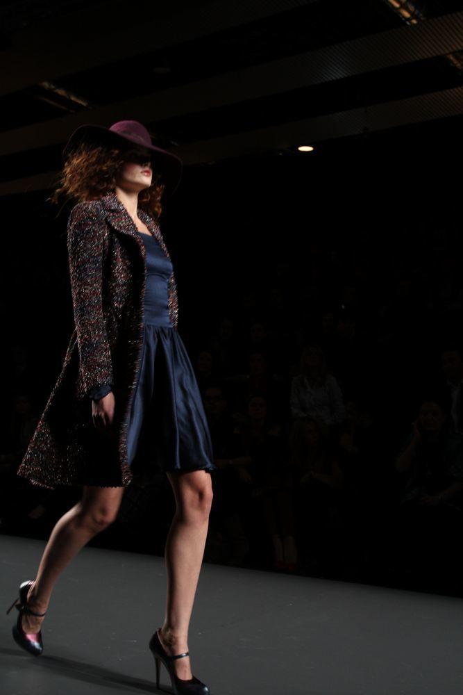 Foto de Alma Aguilar en la Cibeles Madrid Fashion Week Otoño-Invierno 2011/2012 (103/126)