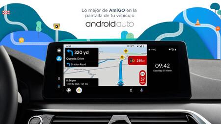 Tomtom Amigo Android Auto