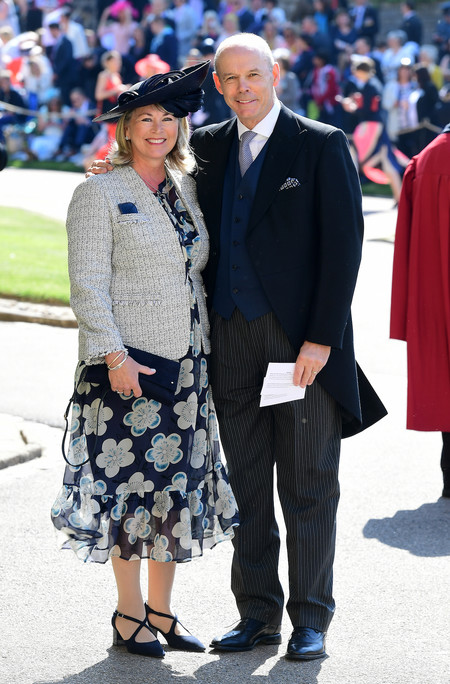 Clive Woodward Y Jayne Williams