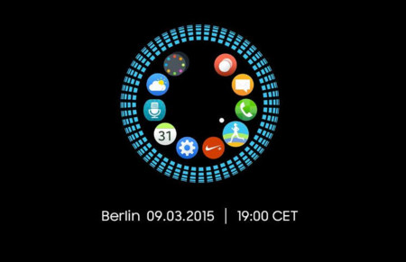 Los relojes de Samsung en IFA 2015, conoce los detalles en directo con Xataka [Finalizado]