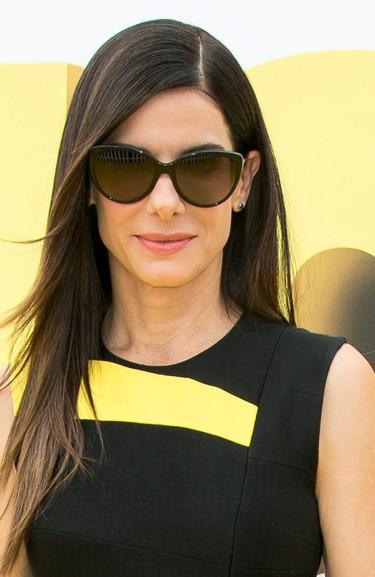 Sandra Bullock, una minion más en Los Angeles