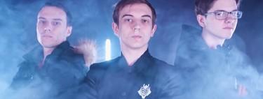 G2 confirma la llegada de Caps con un vídeo que no sentará bien en Fnatic