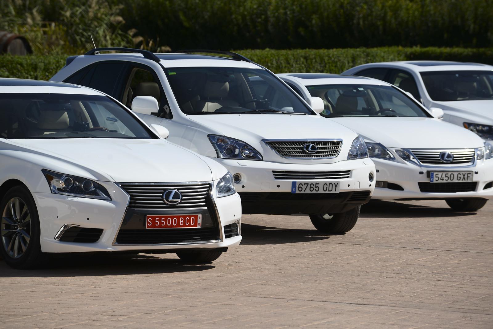 Lexus 30 aniversario