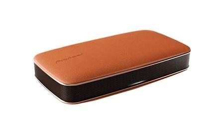 Pioneer XW-LF3-T, un altavoz portátil diferente, a precio de derribo en Amazon: 42,41 euros