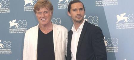 Robert Redford presenta 'The Company You Keep' en Venecia