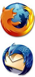 Firefox y Thunderbird RC 2