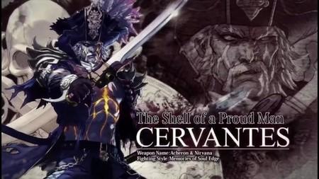 Cervantes de Leon confirma su llegada a SoulCalibur VI con este apoteósico tráiler