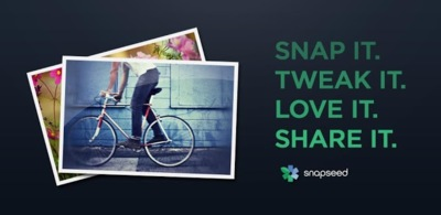 Snapseed para Android añade el nuevo filtro Retrolux y más tipos de marcos