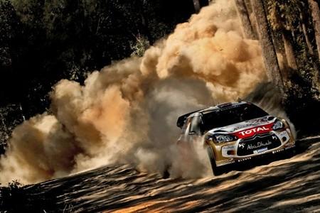 Rally de Australia 2013: Kris Meeke da la sorpresa anotándose la especial de clasificación