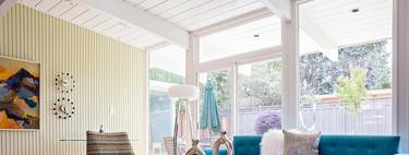 Consigue un ambiente divertido y acogedor con cojines y alfombras peludas