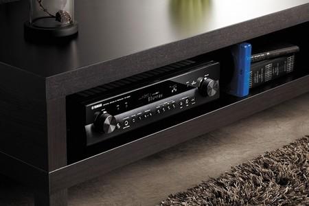 RX-S600, Yamaha ya tiene nuevo receptor A/V compacto