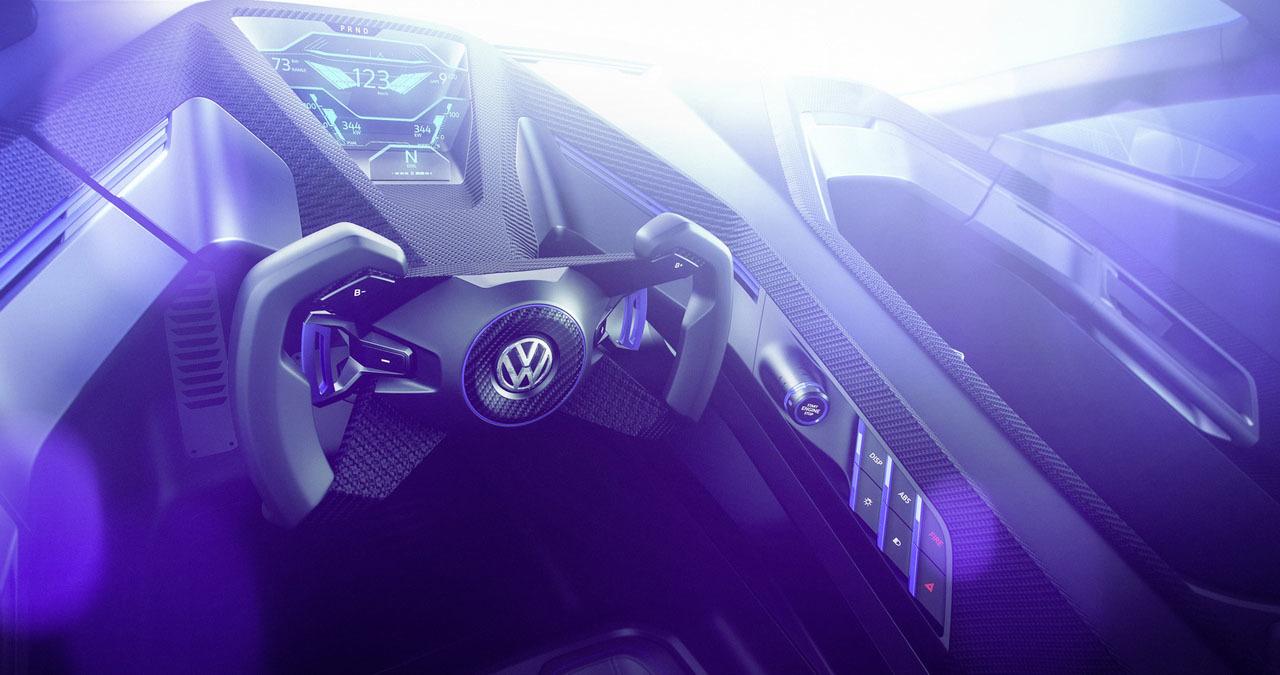 Foto de Volkswagen Golf GTE Sport Concept (18/43)