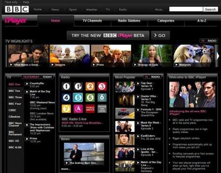 La televisión conectada también es un sueño de la BBC