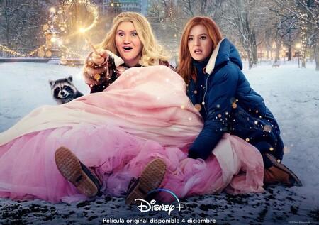 'Amadrinadas': la película de Disney+ es una agradable heredera de 'Encantada' sin la chispa de la película de Amy Adams