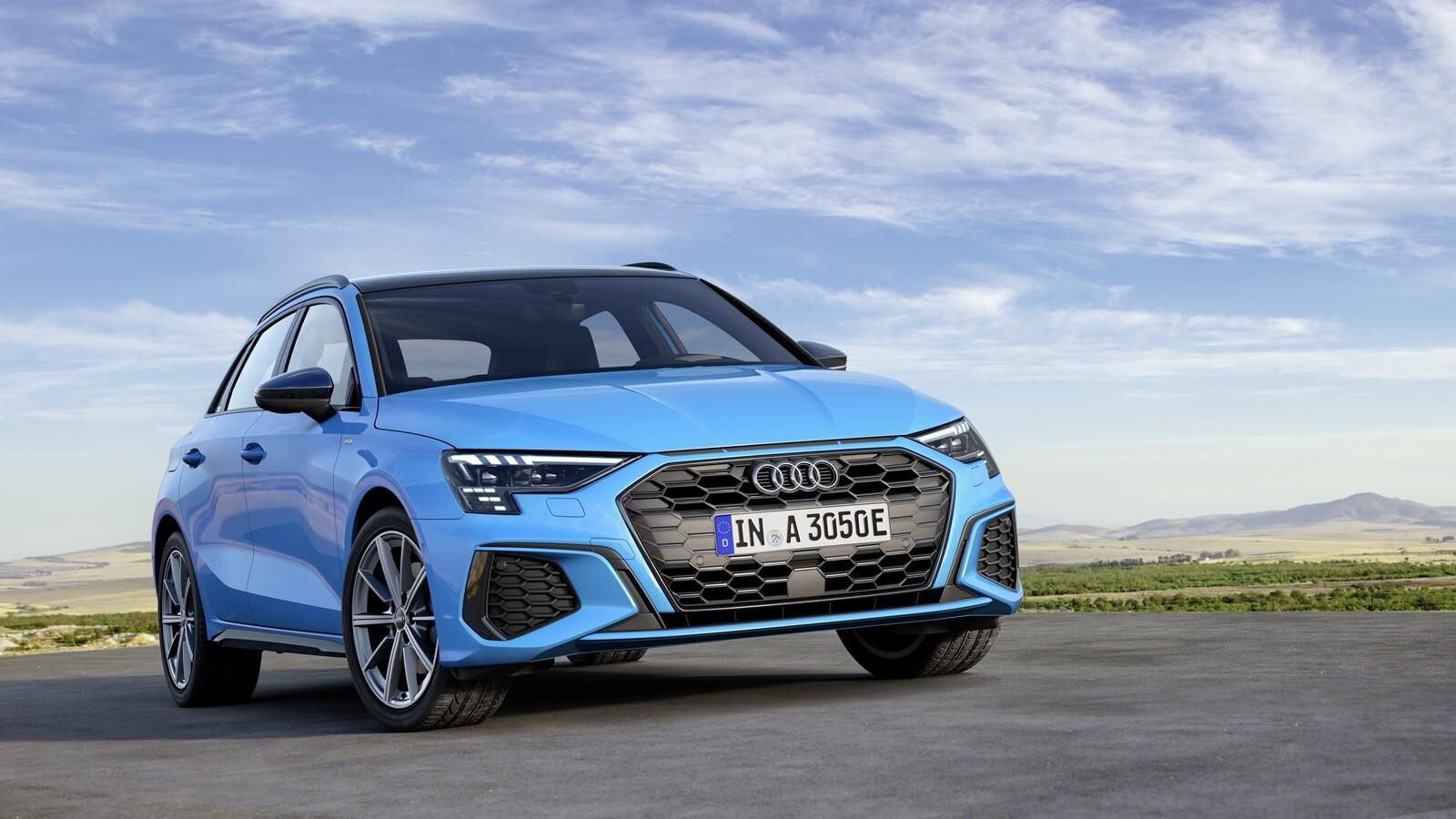Foto de Audi A3 Sportback 40 TFSIe 2020 (9/12)