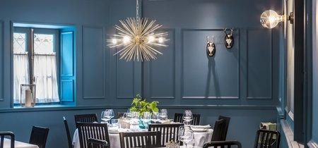 Renovada estética inspirada en los clubs ingleses para un restaurante clásico de Madrid: Donde Marian