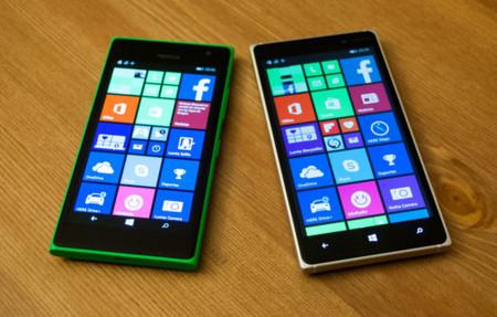 Nokia Lumia 735 y Lumia 830, análisis