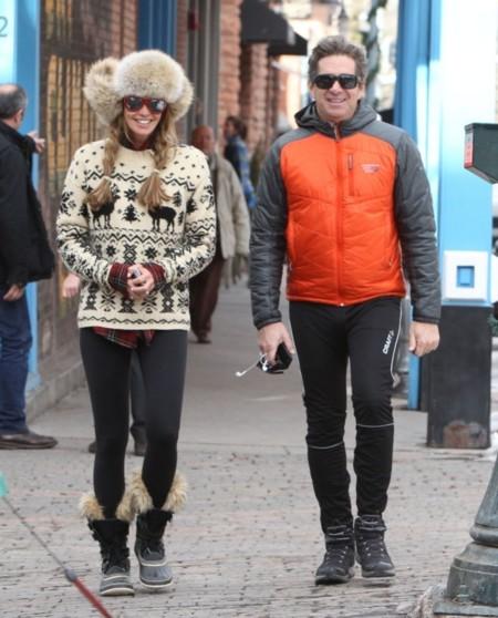 ¿Una Navidad de ski chic? Ella, Elle, será tu mejor guía