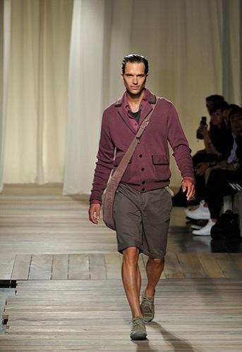 Ermenegildo Zegna, Primavera-Verano 2010 en la Semana de la Moda de Milán IV