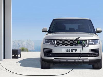 El Range Rover 2018 llega con el híbrido enchufable de 404 CV y 51 km de autonomía eléctrica