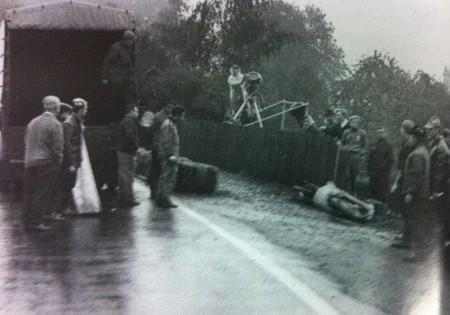Bill Ivy Crashed Jawa