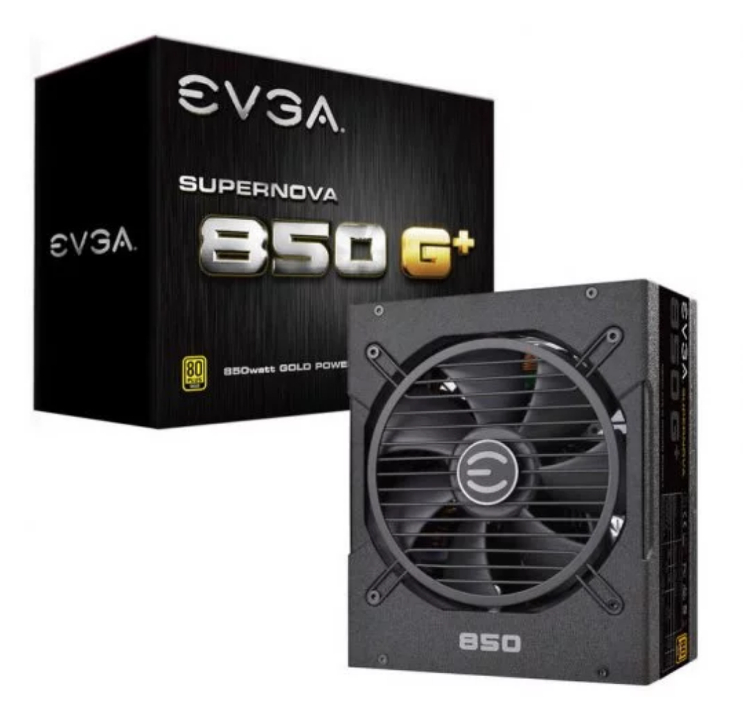 EVGA SuperNOVA 850 G1+ 850W 80 Plus Gold Modular