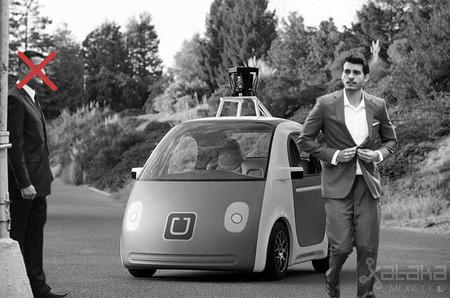Google está preparando su propio servicio de transporte, una competencia para Uber
