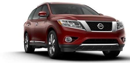 El Nissan Pathfinder se estrena en Facebook