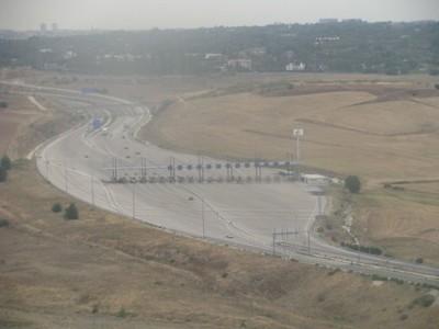 Ya ha caído la R-2 y con ella todas las autopistas de peaje en Madrid