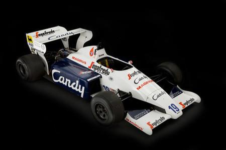 El Toleman-Hart TG184 de Ayrton Senna puede ser tuyo