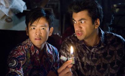 'Dos Colgaos Muy Fumaos: Fuga de Guantánamo' ('Harold & Kumar escape from Guantanamo Bay'), es cine basura, pero me gusta