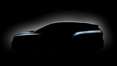 Volkswagen Id 6 Teaser 2