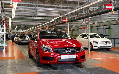Mercedes-Benz considera producción Mexicana