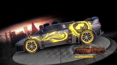 'MotorStorm Apocalypse'. Ya disponible su primer DLC