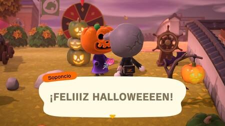 Animal Crossing: New Horizons: cómo conseguir piruletas para entregárselas a Soponcio en Halloween