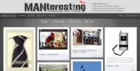 Si Pinterest lo usa mayoritariamente el público femenino, Manteresting es la respuesta masculina