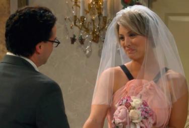 ¡Por fin! La gran boda de Leonard y Penny en The Big Bang Theory