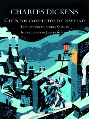 'Cuentos completos de Navidad' de Charles Dickens ¡reunidos en un sólo tomo!