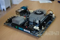 VIA Pico-ITX, placas base de tamaño diminuto