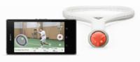 Smart Tennis Sensor de Sony, tu entrenador personal