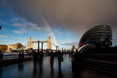 Londres, Nueva York y Madrid, nuestros destinos preferidos para viajar en Navidad