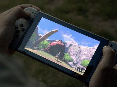 Nintendo Switch: la nueva consola de Nintendo, un híbrido entre portátil y sobremesa